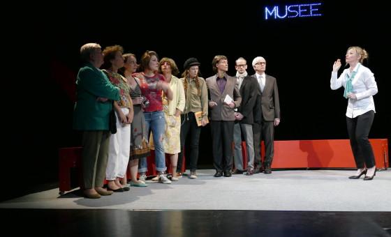 Musée © Stéphane Poulart