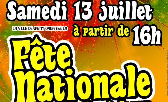 Affiche Fête Nationale 2019