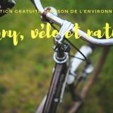 Maison de l'environnement - Vélo