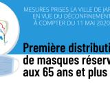 Premiere distribution masques JARNY