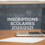 Inscriptions scolaires 2020/2021 JARNY