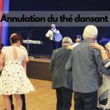 Annulation thé dansant 20201018