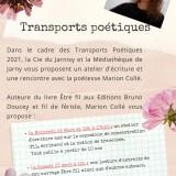 Transports poétiques- instagram