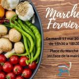 Affiche marché fermier Jarny