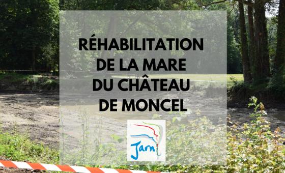 réhabilitation mare moncel