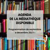 agenda médiathèque
