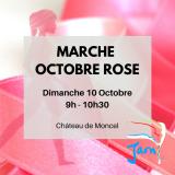 Marche octobre rose